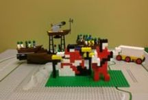 ELPL and LEGO / Collecting inspiration for our next Lego creation day - July 18th 10am - 1pm