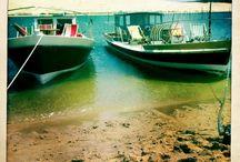 Bateaux / Les bateaux mes amours ma passion