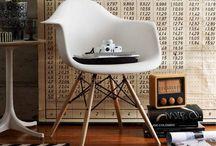 furniture & decor / by Sarah Rabalais