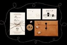 Portfolio Design / Great printed portfolio layout and design.
