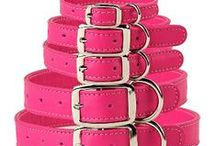 Pretty in Pink / Pink Dog Beds, Pink Dog Collars, Pink Dog Clothes for the furry girls who LOVE PINK!