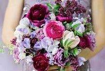 Wedding Bouquets / Traditional and modern wedding bouquets for brides, bridesmaids and flowergirls