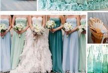Wedding Inspiration Boards / Wedding color and theme ideas to help inspire wedding planners and brides.