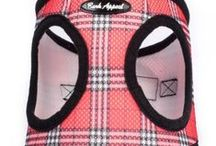 Preppy Plaid / Plaid Dog Collars, Carriers, Clothes & more for the Preppy Pups.