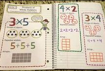 Math - Multiplication / Strategies, games and practice for multiplication