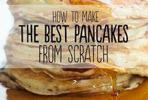 Pancakes!!! / Pancakes! / by Gina Thomas