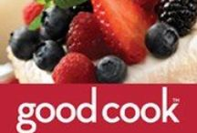 Good Cook Kitchen Experts / Fabulous food, entertaining ideas and more from the Good Cook Kitchen Expert bloggers. #GoodCookCom #GoodCookKitchenExprt