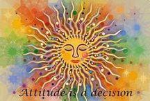 Attitude / by Bonnie Miller