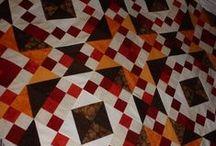 Top mystère 2013 - Le Tic-Tac-Toe / Premier quilt mystère organisé sur le blog des Ouvrages de Nat