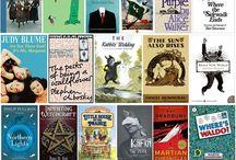 books...books...books... / by Sarah Rabalais