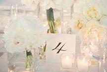 WEDDINGS White & Sparkly