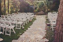 WEDDINGS Woodland Wedding