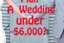 Budget Friendly Wedding / by Brandie Stroud