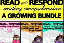 Reading Comprehension / by Ainsley Karl