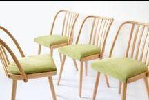 Židle a křesílka