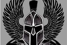 spartan tatto