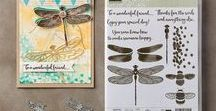 Stampin' Up! Dragonfly Dreams stamp set and Bundle / Stampin' Up! Dragonfly Dreams stamp set and Bundle from the Occasions 2017 catalog. You can order this in my online store at http://www.stampinup.com/ECWeb/ProductDetails.aspx?productID=144728&dbwsdemoid=2121697