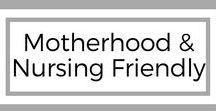Style: Motherhood/ Nursing Friendly / comfy outfits for mothers and nursing friendly outfits. Mother Fashion. Mom fashion.