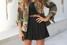 Fashion / by Britnee Byers
