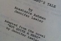 COY MISTRESS, a script / COY MISTRESS is a black- #action-comedy #screenplay cowritten by me and novelist Jennifer Lawler.  In development for 2 decades, waiting for its time to come.  The main characters are star-crossed lovers who happen to be #mercenaries — and 17th century English #scholars. Throw in a washed-up supermodel and a green FBI agent for a charming ensemble piece.  Think the good-humored violence of R.E.D. with a younger set of former agents and assassins plagued by unfinished business, a Mr. and Mrs. Smith who never got married (but still want to kill each other), a Knight and Day for the intellectual set, with the thwarted romantic yearning of a Grosse Point Blank and the spy genre guffaws of True Lies.  More: http://www.anastasiaashman.com/coy-mistress/
