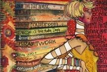 arty Inspiration! / by Janin Krueger
