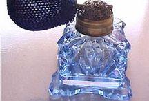 Perfume Bottles / by Bev Loves Pinterest