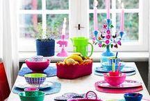 Mais cor na sua casa!