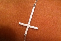 Lovely Accesories  / I'm a jewelry junkie. I love anything out of the ordinary and unique.  Crosses are my fave. / by Suem Skye