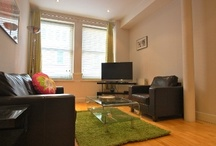 Sovereign House serviced apartment / One of our serviced apartments in the city of London.  Sleeps 2 - 4 people, wireless internet, weekly maid service.