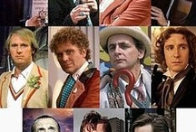 Dr Who / by Rick Darby