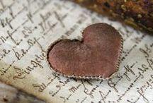 Be Mine Valentine / Romantic and thoughtful Valentine idea's.