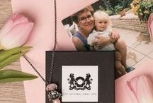 We Love Mom / Inspiration from Trollbeads Mother's Day Collections. You can shop this collection (and many more!) at www.trollbeads.com!