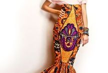 Wardrobe: Ankara & Lace / Combined with my taste for refined african style where less skin is shown, I am pinning any that fits that box and is uber stylish.