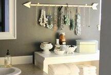 Bathroom Ideas / by McKayla Shook