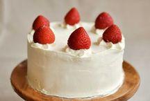 c a k e* / Cake    Pie    Tart / by VANICHA W