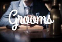 Grooms - Wedding Ideas for Guys / Inspiration for groom photos guys want.