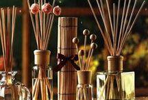 Linha Aromatizadores e Perfumes para Casa