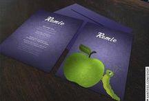 Geboortekaartje Rupsje en appel - Xantifee collectie / Doopsuikerinspiratie voor een sprookjesachtig geboortekaartje uit de Xantifee collectie. http://www.shop.xantifee.com/geboortekaartjes/remie-geboortekaartje-rups-vlinder/