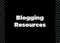 Blogging Resources / Blogging resources, blogging tutorials, becoming a blogger, how to set up WordPress, how to set up a blog, blogging tips, blogging tricks, making money with your blog, blog monetization