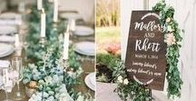 Wedding Mood Board / Just some ideas and inspiration for our wedding.