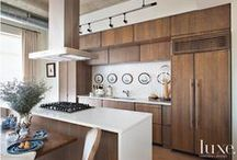 Kitchens  / by Hanna Bernard