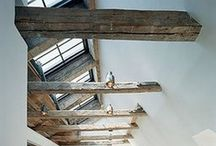 Exposed Beams / by Hanna Bernard