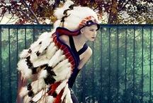 American Indian Inspired Fashion / Fashion Inspiration