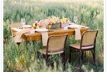 Al Fresco / Dining Outdoors / by Julie Pishny