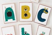 Printables Galore / All kinds of (mostly free) printables for craft + home.