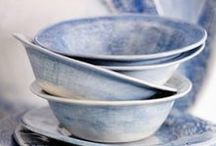 Pitter Platter / Bowls, dishes, plates + more drool-worthy dishware.