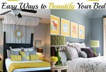 Pretty Spaces / Chic home decor and decorating inspiration using easy DIY projects