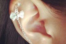Piercings!!! / by Kiersten Gill :)