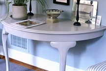 Furniture Makeovers / by Lisa Thorarinson