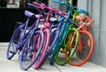 Bikes & Transportation / by KathyMillerTime